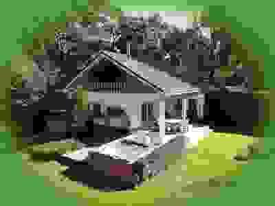 Luxe vakantiehuis in garderen met jacuzzi in de tuin