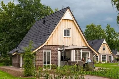 bungalow met jacuzzi