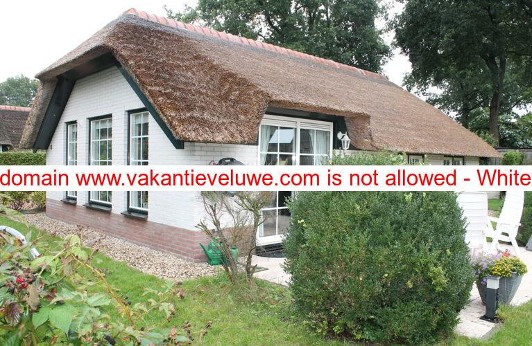 Vakantiehuis Ermelo op het Veluws Hofje